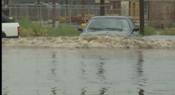 Flooding in North East Colorado, USA