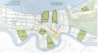 New Orleans Makes Room for the River