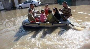 11 Killed in Iraq Floods