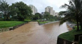 Flash Floods in Western Singapore