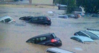 Floods Cause Travel Chaos in Israel and Lebanon