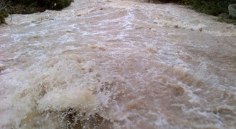 Heavy Rainfall and Floods in Israel