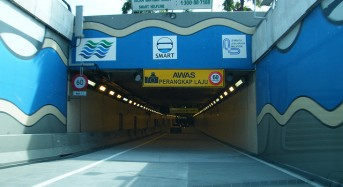 SMART Tunnel, Kuala Lumpur, Malaysia