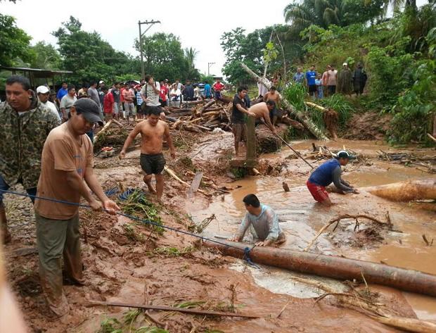 rurrenabaque floods