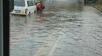 South Africa – Deadly Flash Floods Hit Johannesburg