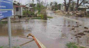 Tropical Cyclone Kofi Side-Swipes Tonga, as Fiji Counts the Cost