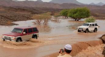 100s Evacuated in Fujairah, UAE