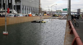 New York City at Risk of Flooding Every Two Decades Says Climate Study