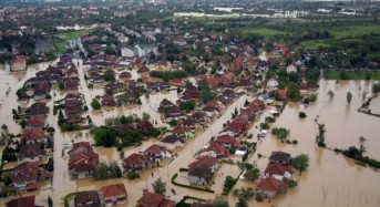 Record Balkan Floods Linked to Jamming of Giant Airstreams