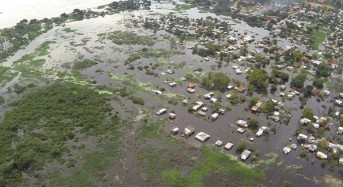 160,000 Affected by Floods in Paraguay
