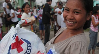Red Cross Issues Six-Month Report on Typhoon Haiyan