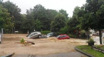Floods Across Belgium After 36 Hours of Rain
