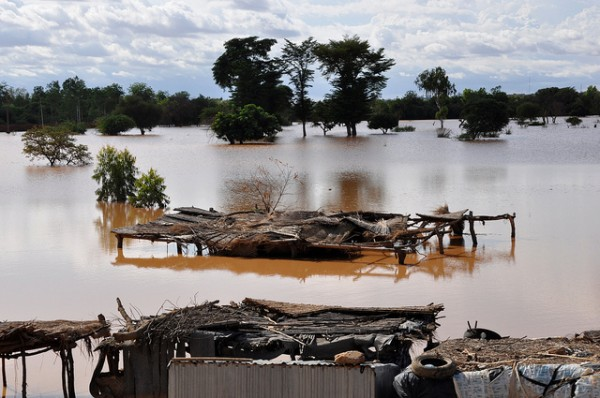File photo: Niger river overflows at Niamey. Photo credit https://www.flickr.com/photos/oxfam/