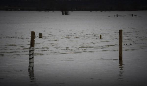 floods on somerset levels 2014