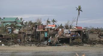 Ocean Warming Intensifies Power of Typhoons