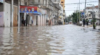 UN Declares State of Emergency After Gaza Floods