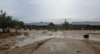 Federal Aid for Nevada and Arizona After September 2014 Floods