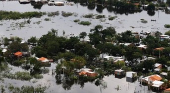 Three Months of Flooding and Isolation in La Leona, Paraguay