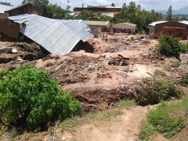 flash floods soche mountain