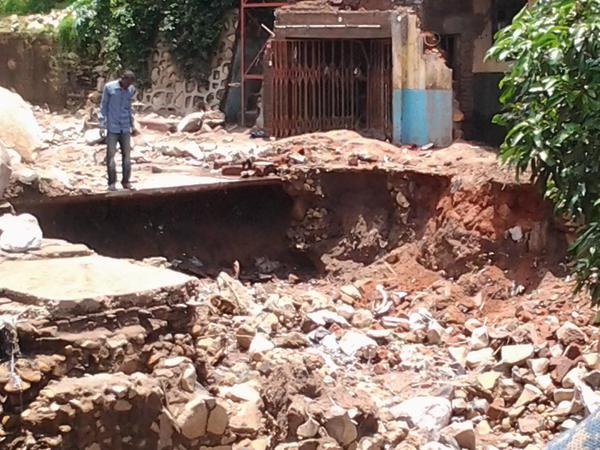 flood damage soche mountain 6