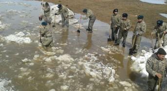 Kazakhstan – 15,000 Evacuated as Melting Snow Causes Floods in 4 Regions