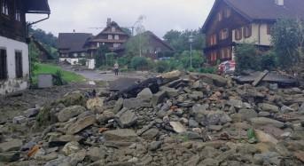 2 Killed in Flash Floods in Switzerland