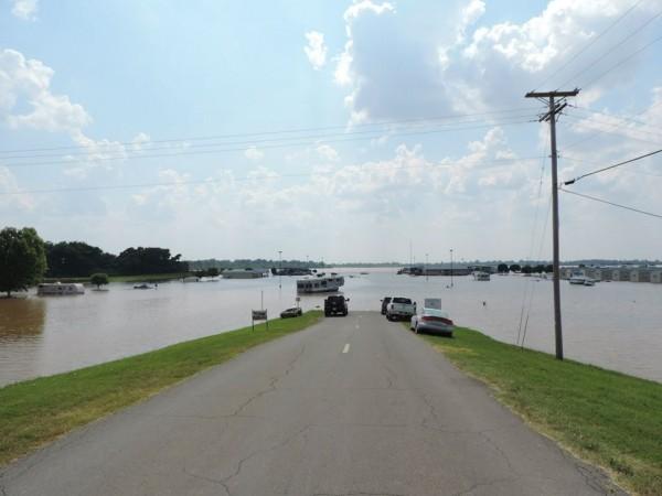 red river floods