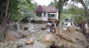 Kazakhstan Floods – 1,000 Evacuated After Glacial Lake Overflows in Almaty Region