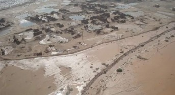 Floods in Iran and Iraq Leave Almost 70 Dead – Fear of Cholera Outbreak in Iraq