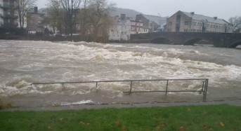 £700m Boost for Flood Defences in England
