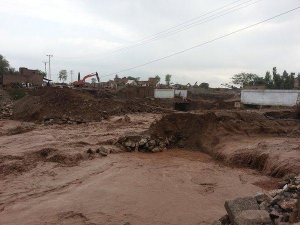 Floods in Khyber-Pakhtunkhwa, Pakistan, April 2016. Photos, Spokesperson PDMA