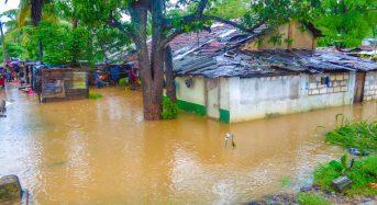 Sri Lanka – Floods Affect 1,000 People Across 3 Districts