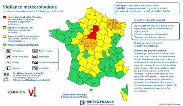 Image: Meteo France