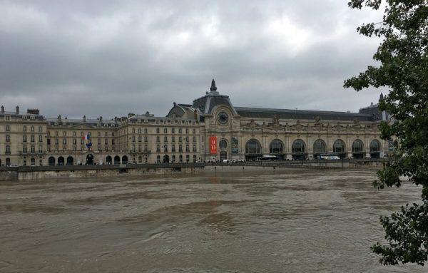 Le Musée d'Orsay, Paris, June 2016. Photo credit, CC BY-NC 2.0
