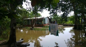 Nicaragua and Guatemala – Over 5,000 Displaced by Floods After 360 Mm of Rain in 24 Hours