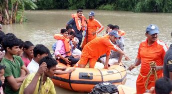 India – Floods in 5 States Leave at Least 35 Dead and Thousands Displaced