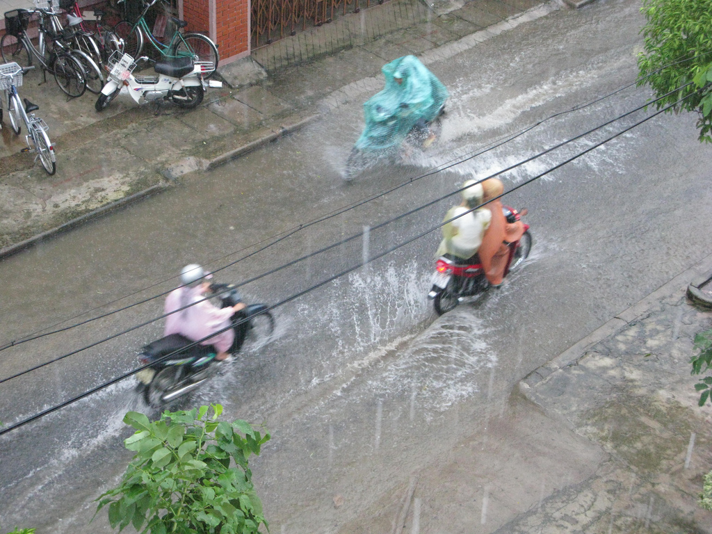 File photo: Rain in Vietnam. Photo: clurross / Flickr, CC BY-NC-ND 2.0