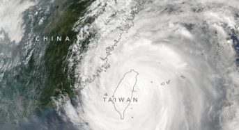 China – Torrential Rain From Typhoon Megi Causes Deadly Landslides