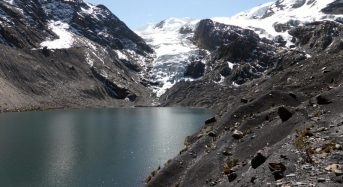 Receding Glaciers in Bolivia Leave Communities at Risk