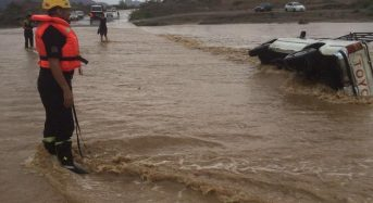 Saudi Arabia – Deadly Storms and Floods Hit Several Regions