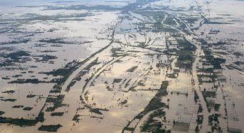 South East Asia – Mekong River Levels Rise After 40% Higher Rainfall