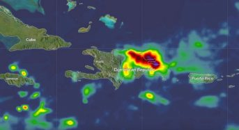 Dominican Republic – NASA Analyzes Heavy Rainfall Over Hispaniola