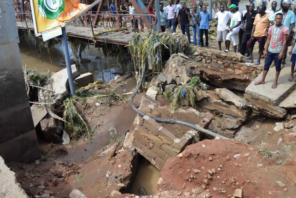 Dozens Killed In Kenya Landslides After Torrential Rains