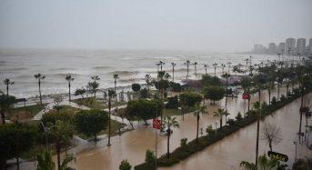 Turkey – Torrential Rain Causes Flash Floods and Landslides in Mersin