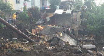 Eastern Caribbean – Houses Destroyed as Rains Trigger Floods and Landslides