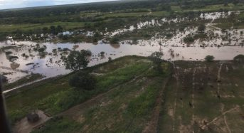 Zimbabwe – Hundreds Displaced as Flood Threat Continues
