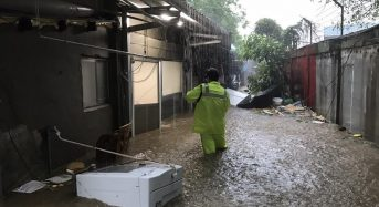 Taiwan – Major Floods After 600 Mm of Rain in 12 Hours – 4,000 Evacuated, 1 Dead, 2 Missing