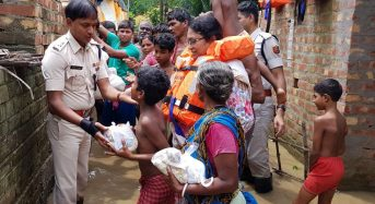 India – Thousands Displaced by Floods in West Bengal