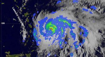 Caribbean – NASA Sees Maria Intensify Into a Major Hurricane