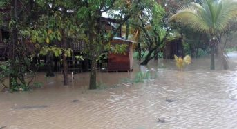 Central America – Storm Nate Causes Deadly Floods in Costa Rica, Nicaragua and Honduras